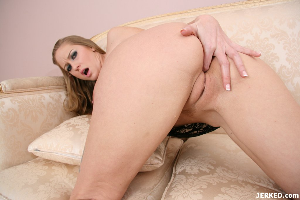Abby Rode Naked Let Me Jerk 1