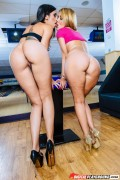 Hanna Montada orgy at DigitalPlayground