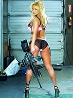 Shyla Stylez is a sexual weapon