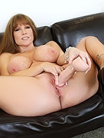 Darla Crane with large tits with big nipples